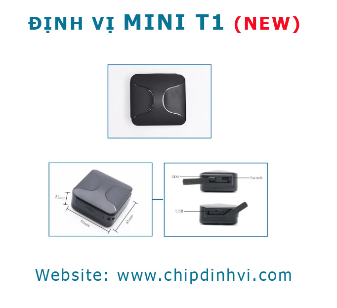 dinh vi mini t1 new